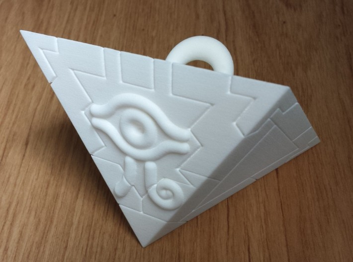 Life-size Millennium Puzzle - Yu-Gi-Oh! 3d printed Right out of the box! To be painted...