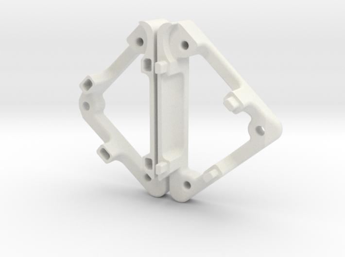 Thigh x1 3d printed
