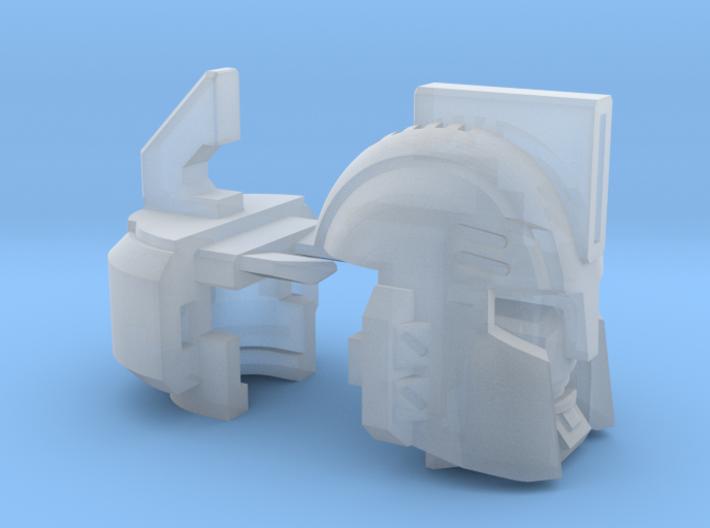 Sledgehammer Head for Universal Warpath 3d printed
