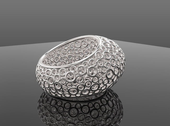 Bubbly 3d printed