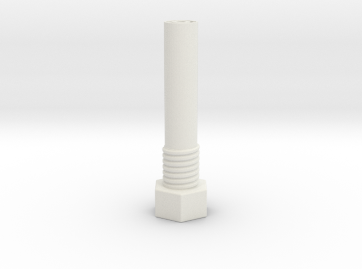 Jetpack Beacon Nut & Light Post 3d printed
