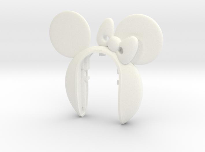 MINIE #7 key fob 3d printed