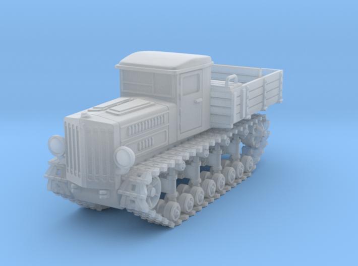 Komintern Tractor (1:144) 3d printed