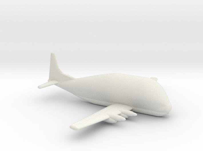 B-377-SG Super Guppy [Aero Spacelines] 3d printed