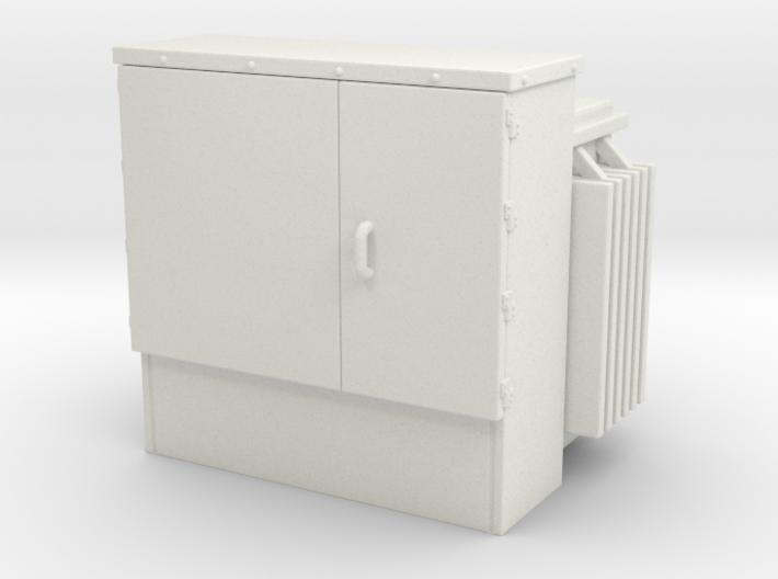 Transformer 01.1:64 Scale 3d printed