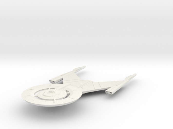 Discovery Class Cruiser 3d printed