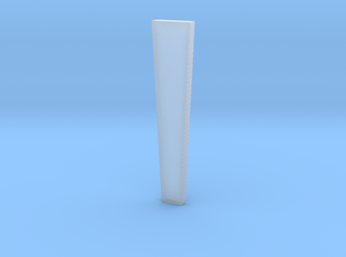 Right Pier Master for Rt 15 Bridge Wethersfield 3d printed