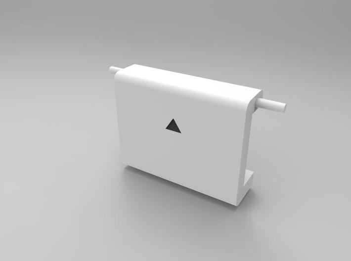 SD cards Box - Part1-3 3d printed