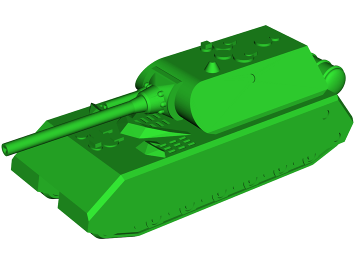 PzKpfW 8 Maus (SdKfz 205) 3d printed
