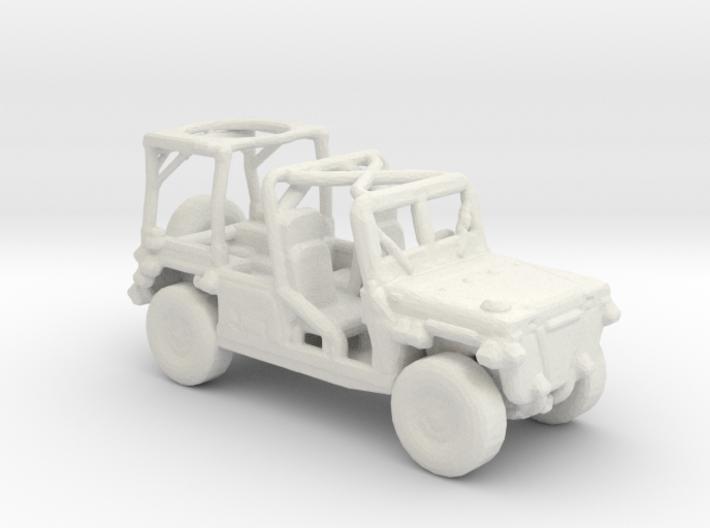 M1161 Growler 1:285 scale 3d printed