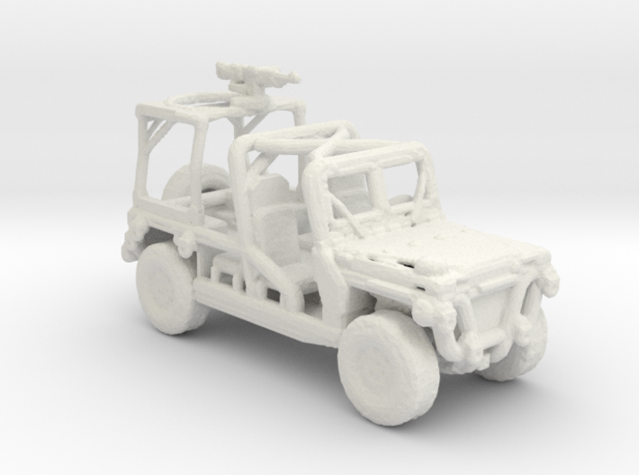 M1161 Growler v2 1:160 scale 3d printed