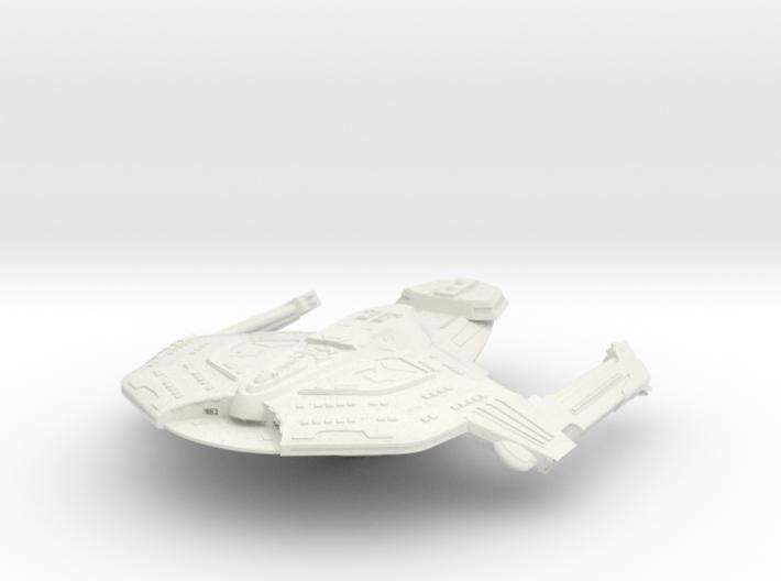 Saber class Refit B 3d printed