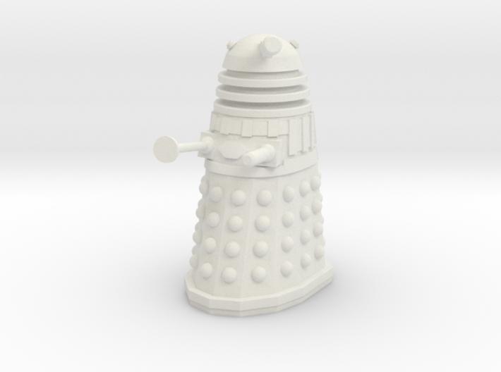 Imperial Dalek - Pose 1 3d printed