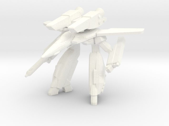 VF- 1 GERWALK 1/350 3d printed