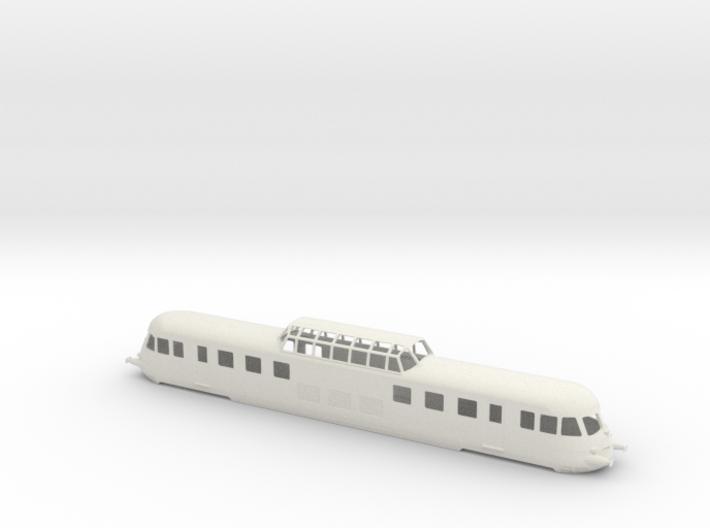 FS Altn444 3001 in TT scale 3d printed