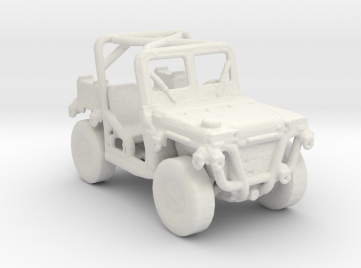 M1163 prime mover 1:220 scale 3d printed