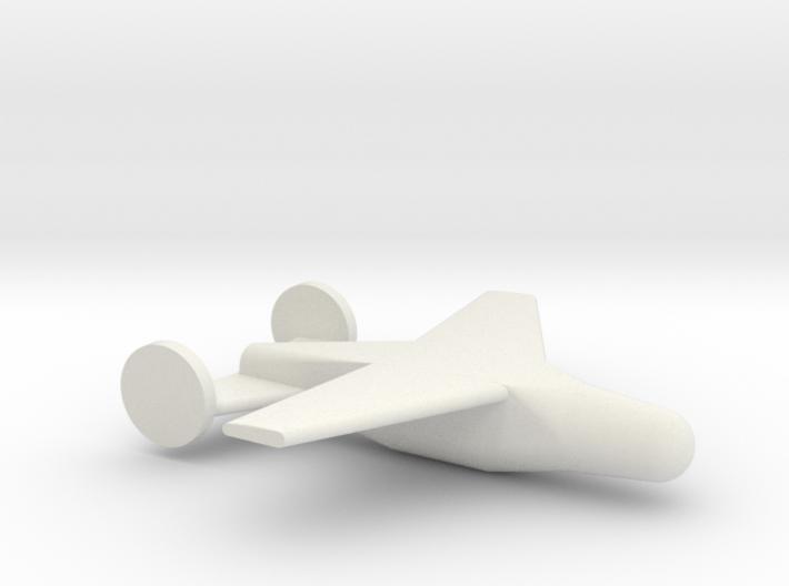 ASM-N-2 Bat [SWOD Mark 9] Guided Bomb 3d printed