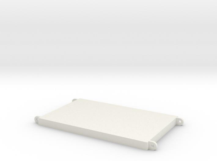 Outrigger Mat 80x50x5mm 3d printed