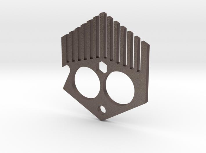Lil-hexacomb 3d printed