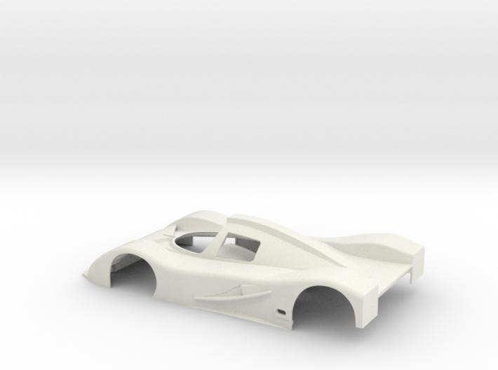 1:24 SLOT CAR BODY ALFA ROMEO SE048 GROUPC NO WING 3d printed