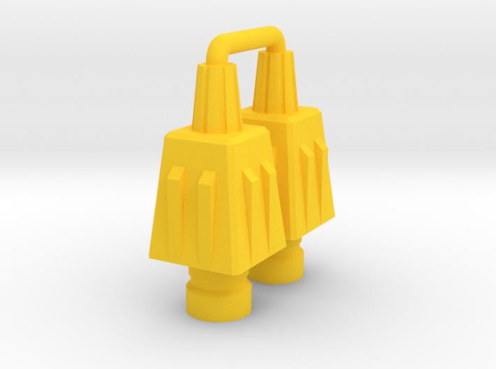 Streaker Rockets 3d printed