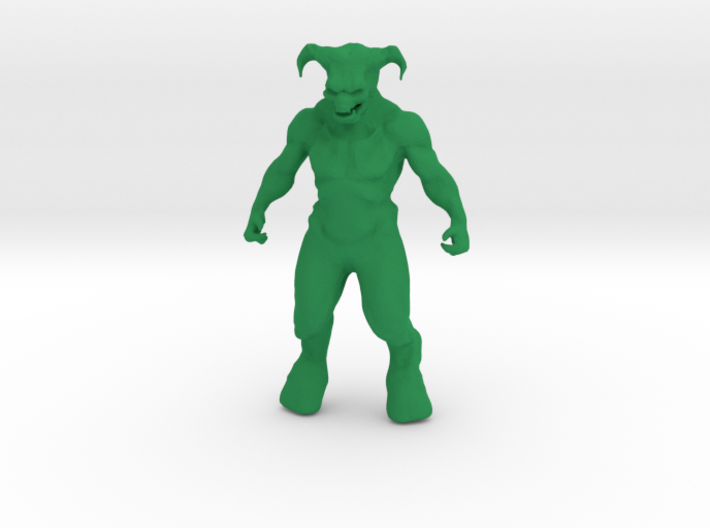 Baron of Hell 3d printed