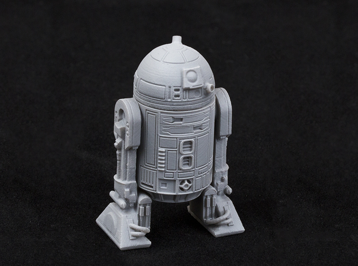 Astromech Droid 1/24 Scale 3d printed