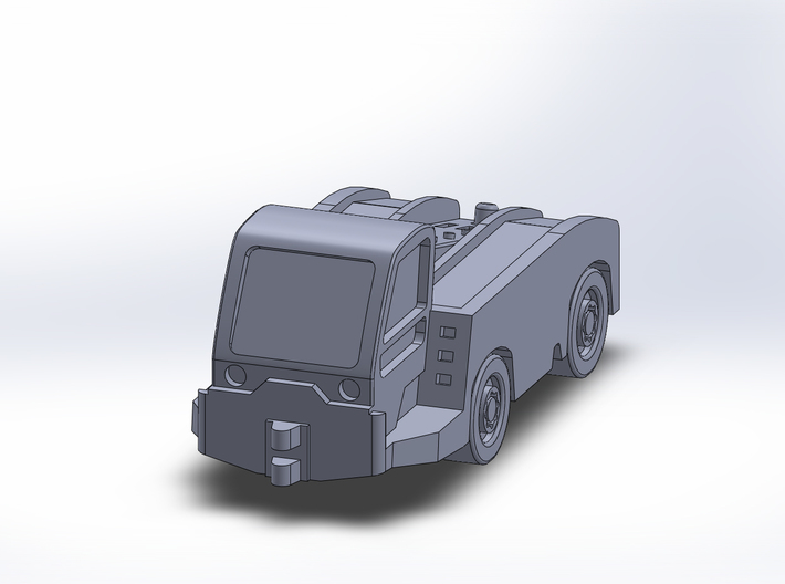 Tmx150 tractor 3d printed