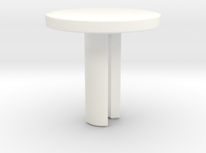 Fidget Spinner Cube Cap - Customizable 3d printed