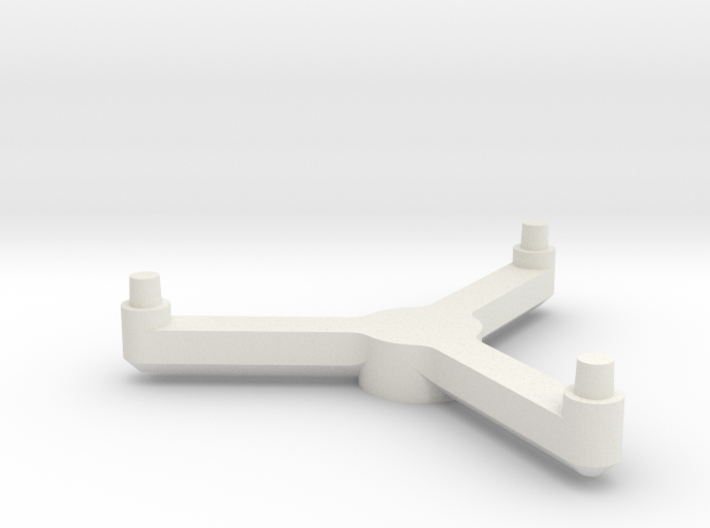 Omni Scale Stand Three-Prong Stand Topper SRZ 3d printed