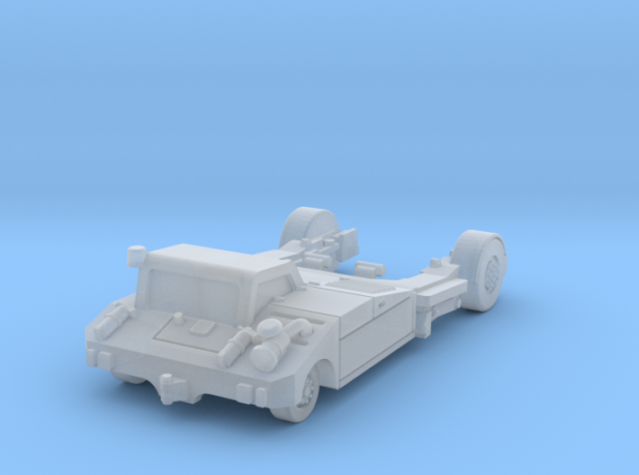 1/400 TPX200 tractor 3d printed