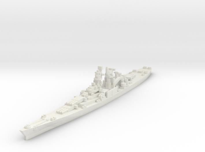 Alaska class 1/2400 3d printed