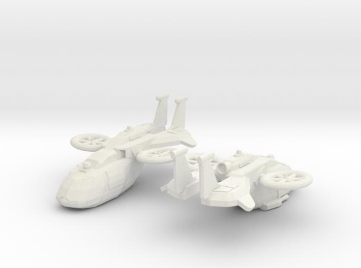 OVX-3B Pueblo (x2) 3d printed
