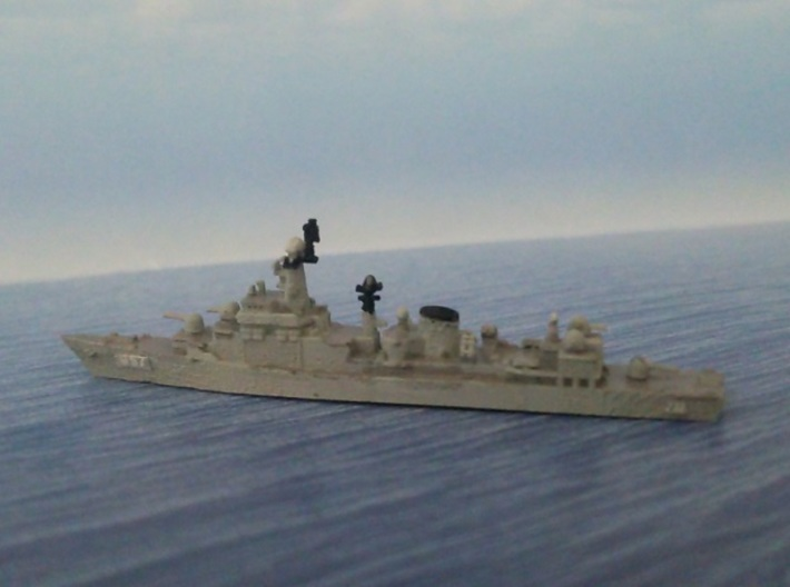 1/2000  ROKS Jeonnam 3d printed painted and decal