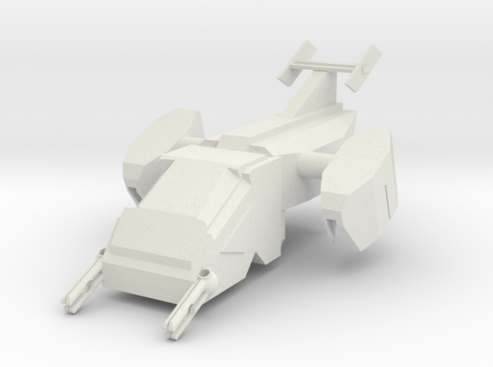 Drop Ship 3d printed