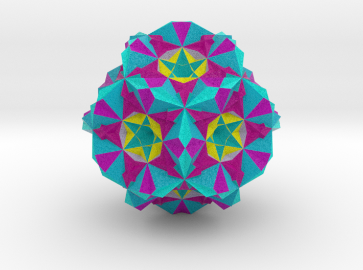 dode color 3d printed