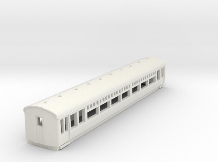 o-148-lner-trailer-3rd-coach 3d printed