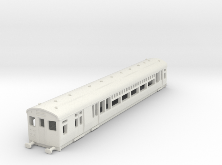 o-148-lner-single-lugg-3rd-motor-coach 3d printed