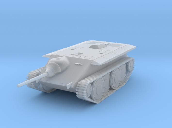 DW17C Jagdpanzer E-10 (1/87) 3d printed