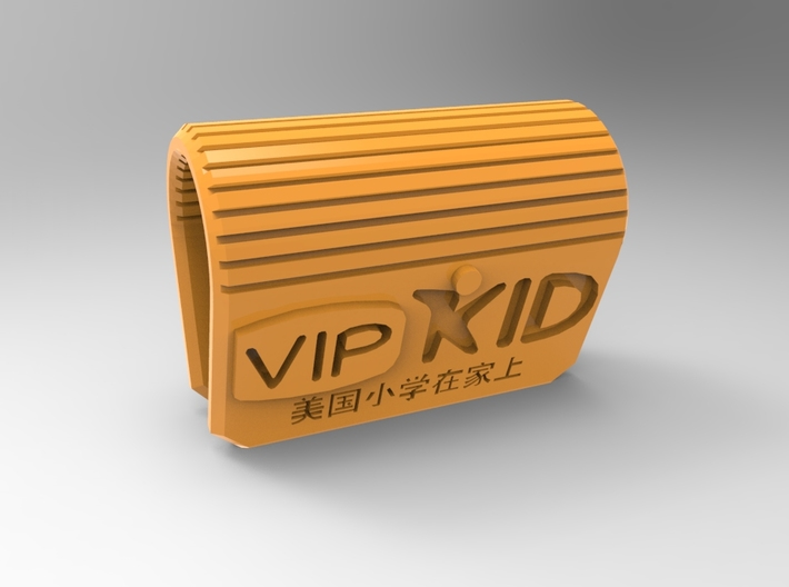 VIPKIDclip Webcam Security Clip 3d printed ViPKID Webcam Security Clip