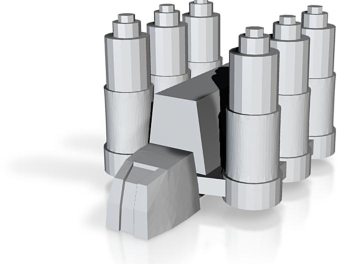 1/4105 BSG Battery Vessel (Printed) 3d printed