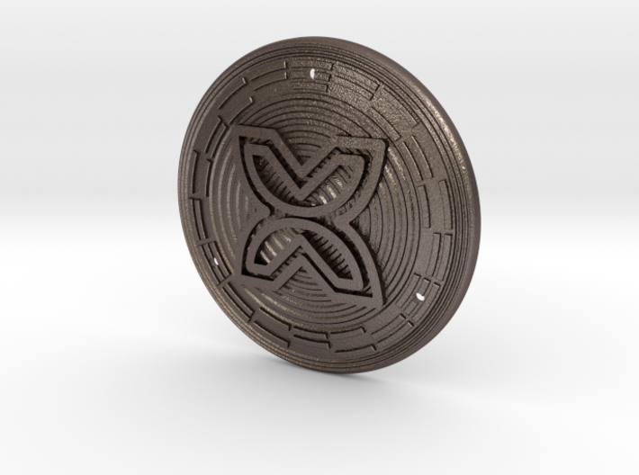 African Talisman for Independence 3d printed