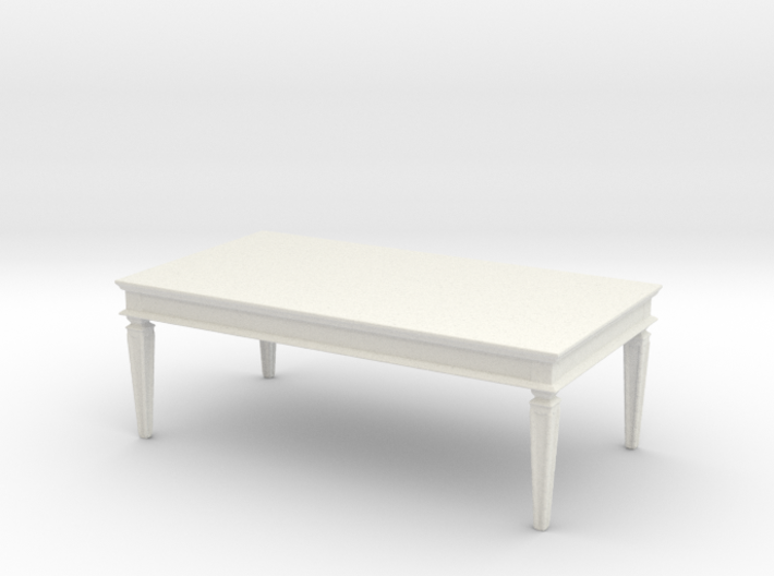 Printle Thing Coffee Table - 1/24 3d printed