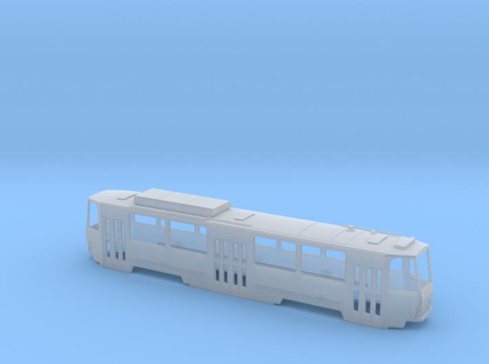 Tatra T6A2 TT [body] 3d printed