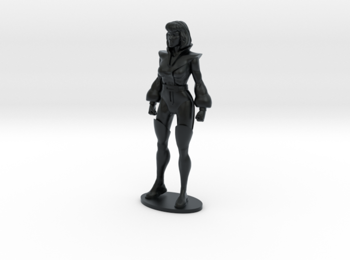 Carly 32.75mm Tall (Titan Master Scale) 3d printed