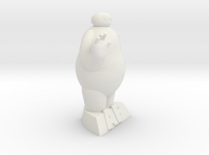 baymax 3d printed