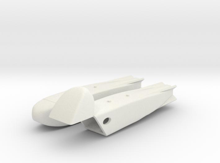 "AVPRO ""EXINT"" Transport Pod (Open/Closed) 3d printed"