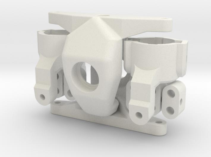 Knuckle C-Hub SCX 8° for BTA 3d printed