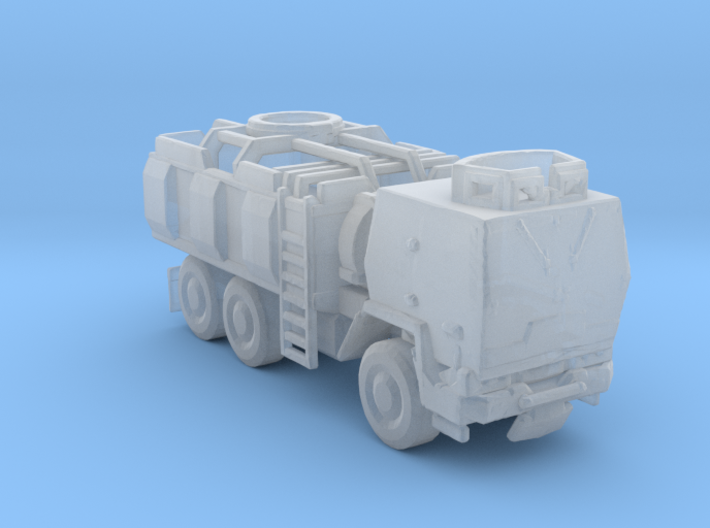 M1083 UA Check Point Truck 1:285 scale 3d printed