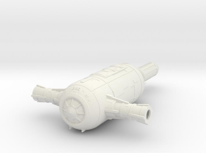 Experimental 4 3d printed